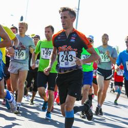 Jüri Jaansoni Kahe Silla jooks - Annes Dreimann (243)