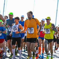 Jüri Jaansoni Kahe Silla jooks - Aavo Sempelson (132), Aili Sempelson (234), Leho Rennit (235)