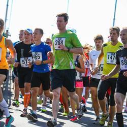 Jüri Jaansoni Kahe Silla jooks - Kristjan Lepa (288), Ander Koppel (465)