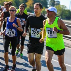 Jüri Jaansoni Kahe Silla jooks - Lehar Oha (326), Birgit Haasmaa (375), Dmitri Nikolajev (781)
