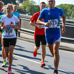 Jüri Jaansoni Kahe Silla jooks - Markus Ritson (523), Anni Rõuk (958)