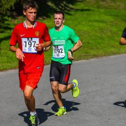 Jüri Jaansoni Kahe Silla jooks - Artur Šalda (197), Madis Loit (1792)
