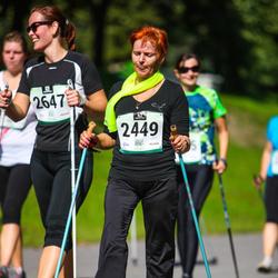 Jüri Jaansoni Kahe Silla jooks - Agi-Ragni Tali (2449), Maret Langi (2647)