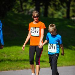 Jüri Jaansoni Kahe Silla jooks - Helen Tomar (2579), Armin Groskops (2771)
