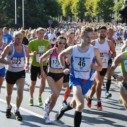 Jüri Jaansoni Kahe Silla jooks - Ago Veilberg (22), Ott-Jaanus Heile (46), Reget Roomet (99), Rasa Drazdauskaite (1801)