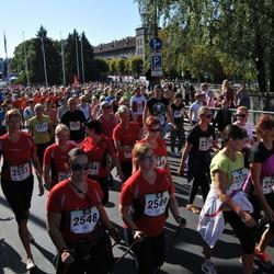 Jüri Jaansoni Kahe Silla jooks - Annika Hiiemäe (2548), Ave Oskar (2549), Katrin Põder (2551)