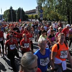Jüri Jaansoni Kahe Silla jooks - Annika Hiiemäe (2548), Ave Oskar (2549), Katrin Põder (2551), Kaja Kaasik (2563), Piia Sõber (2625)