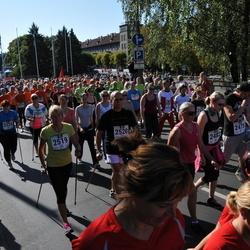 Jüri Jaansoni Kahe Silla jooks - Annika Safronov (2482), Karin Rändla (2519), Eero Rändla (2520)