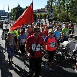 Jüri Jaansoni Kahe Silla jooks - Aleksander Reimets (2564), Aet Rohtmets (2565), Eve Keskküla (2722)