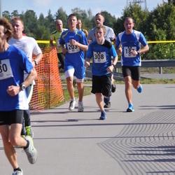 Jüri Jaansoni Kahe Silla jooks - Brandon Loorits (203), Kaur Põld (308)