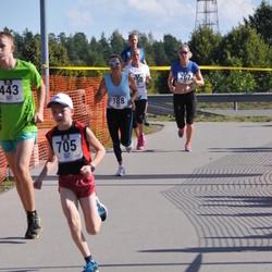 Jüri Jaansoni Kahe Silla jooks - Anu Taveter (188), Sergei Sannikov (705), Brit Rammul (767)
