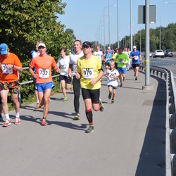 Jüri Jaansoni Kahe Silla jooks - Tarvo Jürimäe (732), Aare Lember (979)
