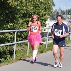 Jüri Jaansoni Kahe Silla jooks - Gerli Kauge (693), Arne Õismaa (953)