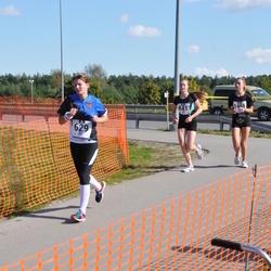 Jüri Jaansoni Kahe Silla jooks - Mari-Liis Kaljur (629), Anni Tamberg (841)