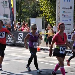 Jüri Jaansoni Kahe Silla jooks - Aino Väin (626), Anni Silm (802)