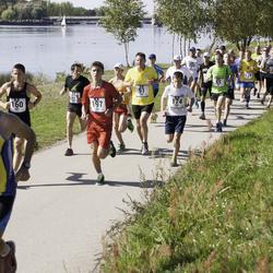 Jüri Jaansoni Kahe Silla jooks - Kalle Koop (68), Uku Kõrre (174), Artur Šalda (197)