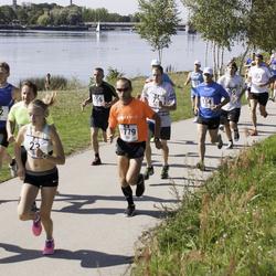 Jüri Jaansoni Kahe Silla jooks - Ksenia Savtšenko (23), Annika Vaher (106), Toomas Unt (1779)