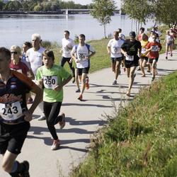 Jüri Jaansoni Kahe Silla jooks - Annes Dreimann (243), Sander Prisk (250)