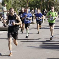 Jüri Jaansoni Kahe Silla jooks - Tarvo Rõõmussar (65), Andero Sopp (89), Ats Kask (137)
