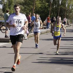 Jüri Jaansoni Kahe Silla jooks - Rain Gussev (154), Arnold Schmidt (264)