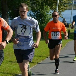 Jüri Jaansoni Kahe Silla jooks - Arno Bester (77), Toomas Unt (1779)