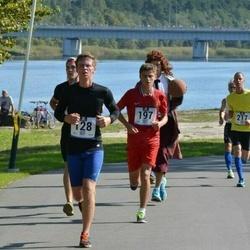 Jüri Jaansoni Kahe Silla jooks - Mark-Felix Mumma (128), Artur Šalda (197)