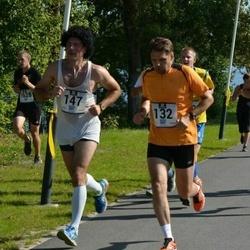 Jüri Jaansoni Kahe Silla jooks - Aavo Sempelson (132), Silver Soosaar (147)