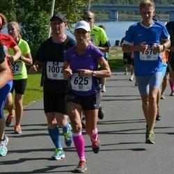 Jüri Jaansoni Kahe Silla jooks - Andra Puusepp (625), Jaanus Ruut (1007)