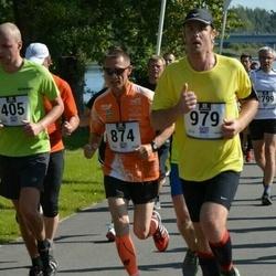 Jüri Jaansoni Kahe Silla jooks - Sergei Istsenko (874), Aare Lember (979)