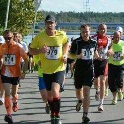 Jüri Jaansoni Kahe Silla jooks - Jaan Jantson (315), Aare Lember (979)