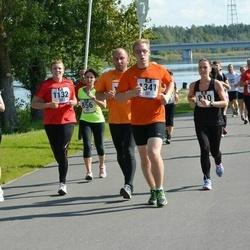 Jüri Jaansoni Kahe Silla jooks - Siiri Kukk (799), Maris Kamar (810), Annika Laar (1132), Eenok Pajanen (1341)