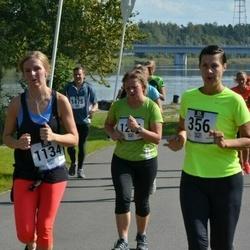 Jüri Jaansoni Kahe Silla jooks - Argo Paavel (356), Anni Metstak (1134)