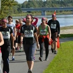 Jüri Jaansoni Kahe Silla jooks - Kaili Sinimäe (2485), Ade Mitt (2585), Maarja Kütt (2659)