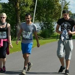 Jüri Jaansoni Kahe Silla jooks - Aleksandr Andrejev (2481), Annika Safronov (2482)