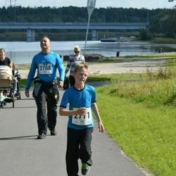 Jüri Jaansoni Kahe Silla jooks - Matti Lilleväli (2768), Armin Groskops (2771)