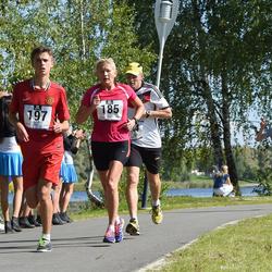 Jüri Jaansoni Kahe Silla jooks - Merike Muru (185), Artur Šalda (197)