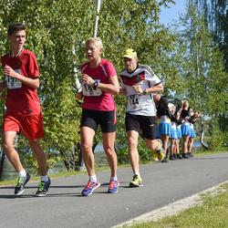 Jüri Jaansoni Kahe Silla jooks - Ainar Münt (144), Merike Muru (185), Artur Šalda (197)
