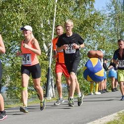 Jüri Jaansoni Kahe Silla jooks - Madis Mihklepp (321), Birgit Haasmaa (375), Anneli Metsamaa (624)