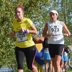 Jüri Jaansoni Kahe Silla jooks - Anett Pajuväli (923), Anna Semenas (1235)