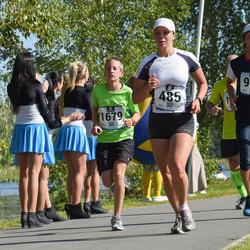 Jüri Jaansoni Kahe Silla jooks - Triin Taveter (485), Ago Altjõe (992)