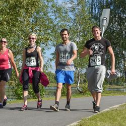 Jüri Jaansoni Kahe Silla jooks - Karl Lätt (2475), Aleksandr Andrejev (2481), Annika Safronov (2482)