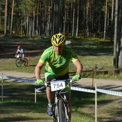 15. Jõulumäe Rattamaraton - Janis Kukk (754)