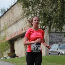 42. jooks ümber Ülemiste järve - Brita Vibo (107)