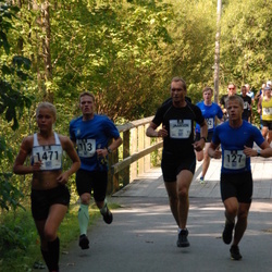 Jüri Jaansoni Kahe Silla jooks - Rauno Merila (113), Bert Reila (127), Kelli Mets (1471)