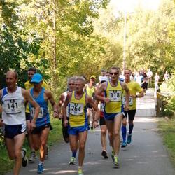 Jüri Jaansoni Kahe Silla jooks - Neeme Teearu (118), Arnold Schmidt (264)
