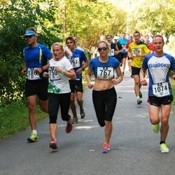 Jüri Jaansoni Kahe Silla jooks - Brit Rammul (767), Janek Käärd (1074)