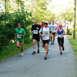 Jüri Jaansoni Kahe Silla jooks - Lehar Oha (326), Birgit Haasmaa (375), Joel Keernik (530)
