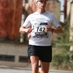 42. jooks ümber Ülemiste järve - Armin Soosalu (742)
