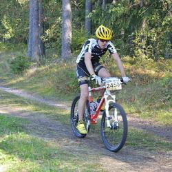 15. Jõulumäe Rattamaraton - Bruno Võsu (2458)