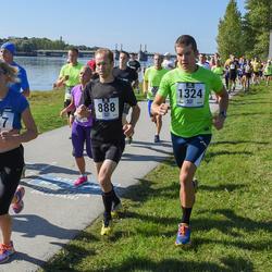 Jüri Jaansoni Kahe Silla jooks - Brit Rammul (767), Hans Jagor (888), Kristo Tuvi (1324)